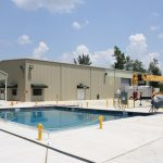 Our Facility with Underwater Test Pool