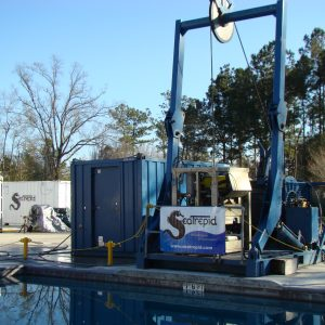 SeaTrepid Underwater Test Facility