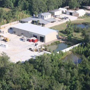 SeaTrepid Facility Aerial View