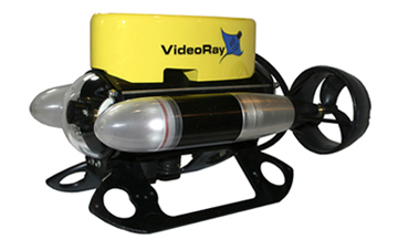 Videoray ROV