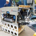 Mohican ROV Integration Testing for Tooling & Sesnors